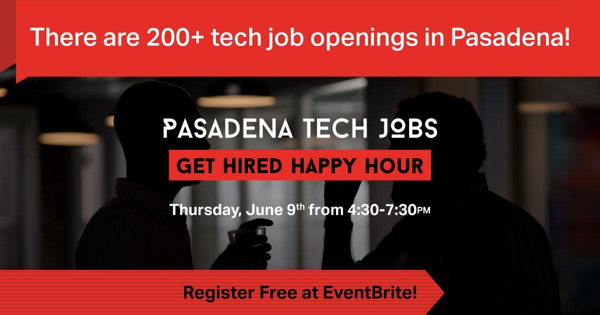Pasadena tech job fair