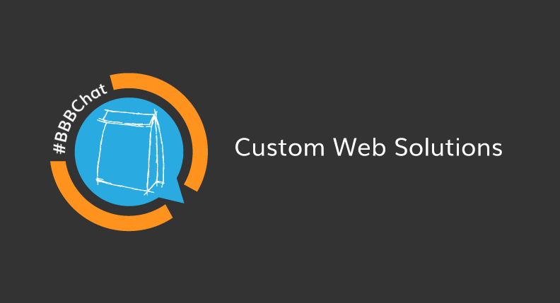 custom website solution