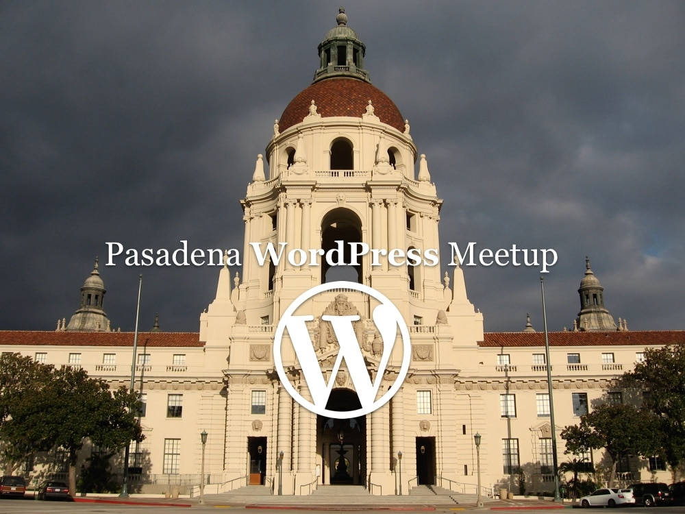 WordPress Pasadena