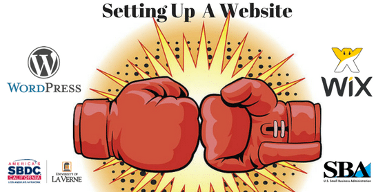 Small Business Website Workshop