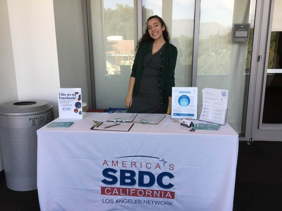 Small Business Development Center Experience