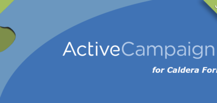 activecampaign for caldera forms